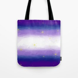 Suenos Violetas (Purple Dreams) Tote Bag