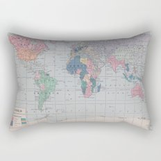 Lost Without You Rectangular Pillow