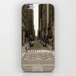 """""""fifth ave"""" iPhone Skin"""