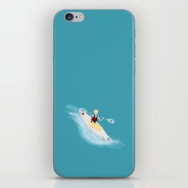 Whitewater Willy iPhone Skin