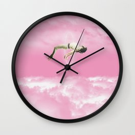 Transience Wall Clock