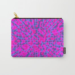Hot pink hopscotch Carry-All Pouch
