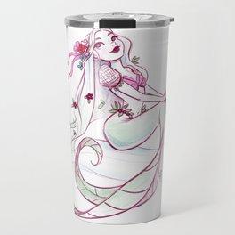 May Day Mermaid Travel Mug