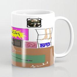 BroadCity Babes Know Coffee Mug