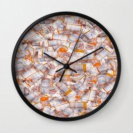 Medication Wall Clock