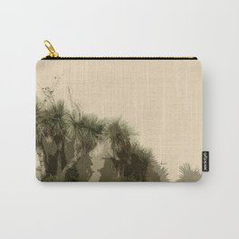 """Not Your Average Wallflowers"" Carry-All Pouch"