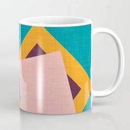 Kilim Flower grey Coffee Mug