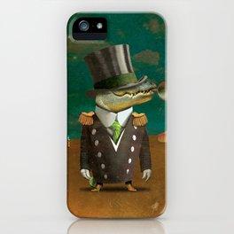 Circus-Circus: What a Croc iPhone Case