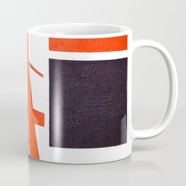 Kazimir Malevich - Suprematism: Abstract Composition (new editing) Coffee Mug