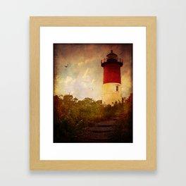 Beacon of Hope Framed Art Print