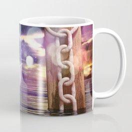 Ocean at night Coffee Mug