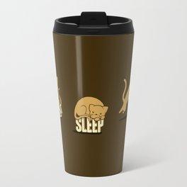 Eat Sleep Prey (Cats) Travel Mug