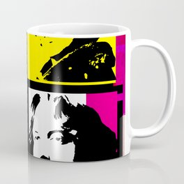 OSCAR WILDE (4-UP POP ART COLLAGE) Coffee Mug