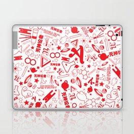 Scarlet A - Version 1 Laptop & iPad Skin
