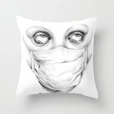 considera esto Throw Pillow