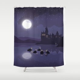 1st Year Arrivals Shower Curtain