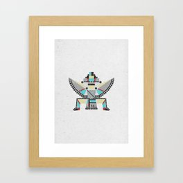Dad's Toggle Framed Art Print