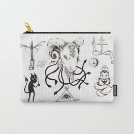 Lucifer Flash Sheet Carry-All Pouch