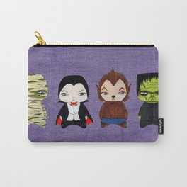 A Boy - Universal Monsters Carry-All Pouch