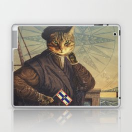 Jacques 'Chat'tier Laptop & iPad Skin