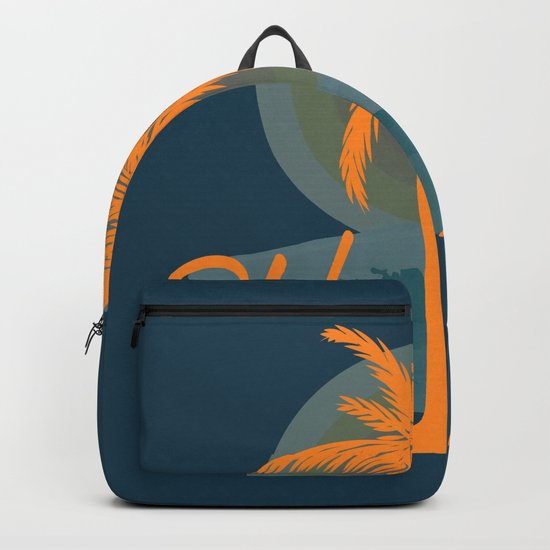 Chill, Summer Backpack