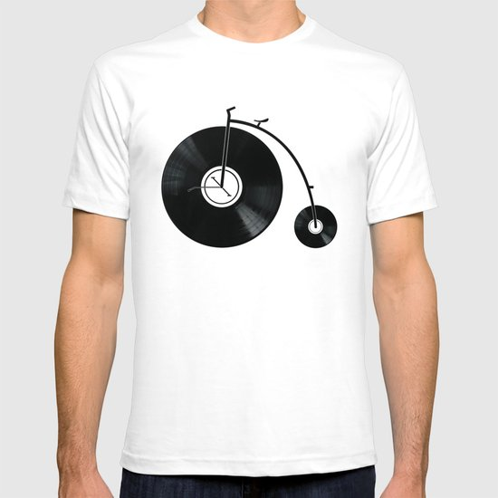 Ride Your Music! T-shirt