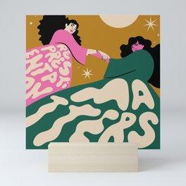 Representation Matters I Mini Art Print