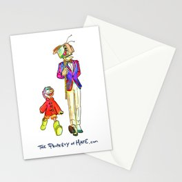 TPoH: Where are we going? Stationery Cards