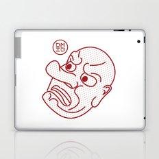 Tengu Mask Laptop & iPad Skin
