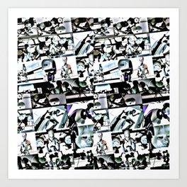 All Is Full Of Love Art Print