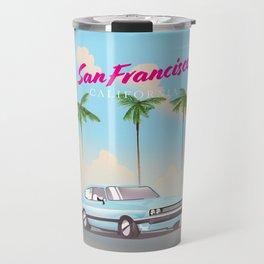 San Francisco California Travel Mug