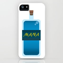 Mana Potion iPhone Case