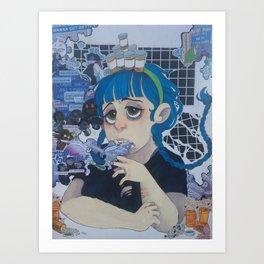 bpd me Art Print