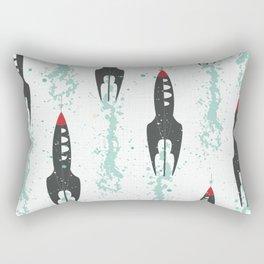 Voyage into the cosmos Rectangular Pillow
