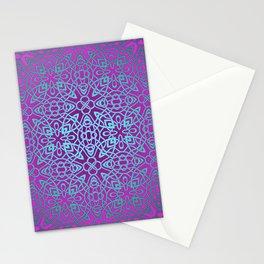 70's style Celtic Knotwork V2 Stationery Cards