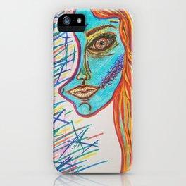 Anti Monochromatic iPhone Case