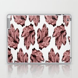 bubblegum crystal cluster Laptop & iPad Skin