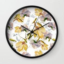 Enya Wall Clock