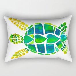 Turtle Love Rectangular Pillow