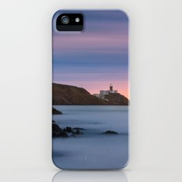Howth lighthouse - Ireland (RR200) iPhone Case