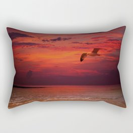 Fly Away Home Rectangular Pillow
