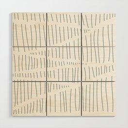 Coit Pattern 85 Wood Wall Art