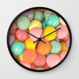 Goody Gumballs Wall Clock