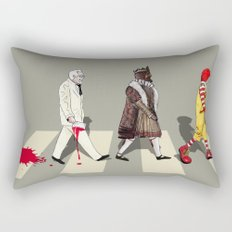 The Crusade of Abbey Road Rectangular Pillow
