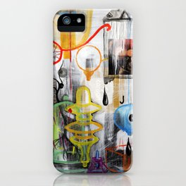 DRAWING PAD iPhone Case