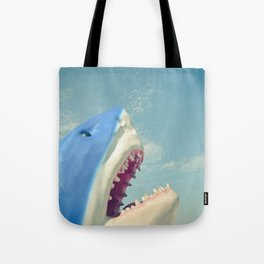 Shark! Tote Bag