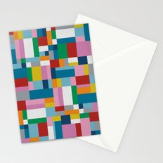 Map Tex Stationery Cards