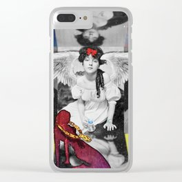 Sitter Clear iPhone Case