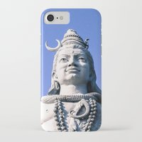 shiva iPhone & iPod Cases featuring Shiva by Gabriel Fox