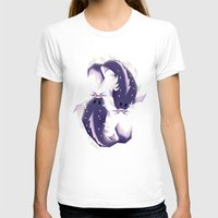 pisces T-shirts featuring Pisces! by Yetiland